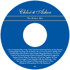Allegro cd labels