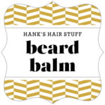 Apothecary Graphic fancy square labels