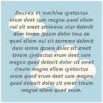 Airplane square text labels