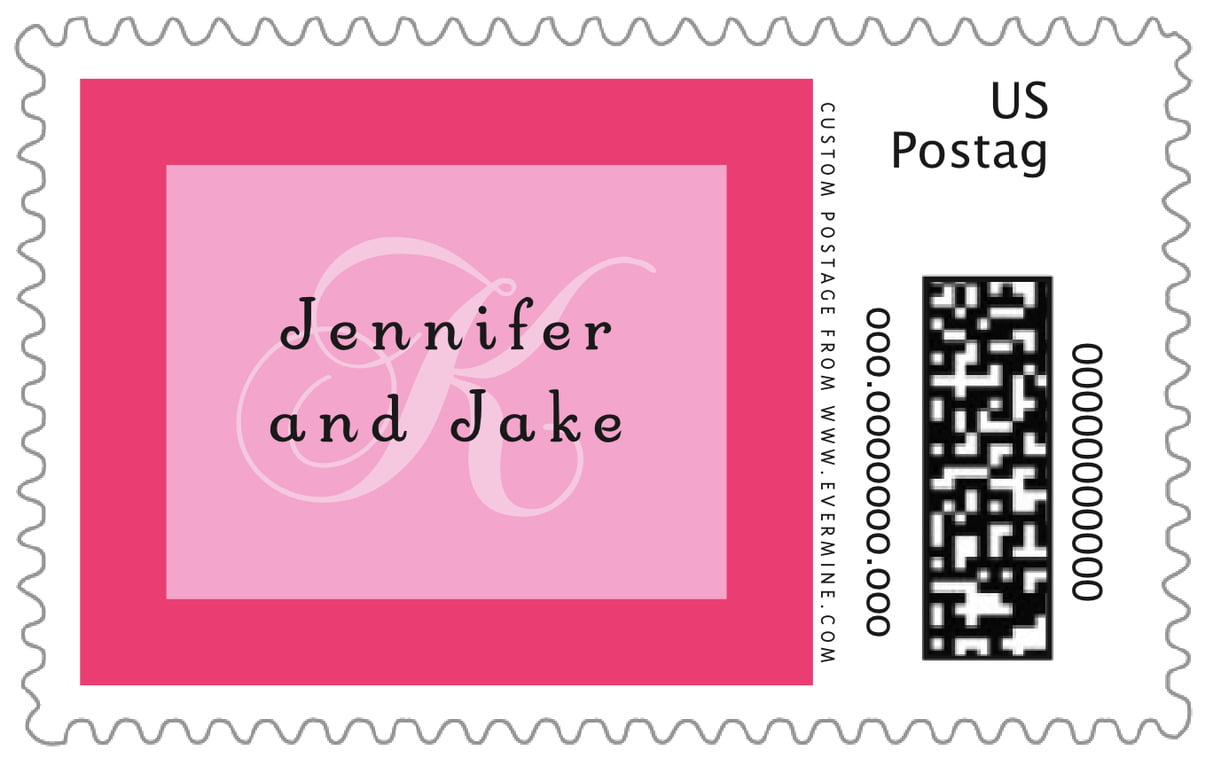 Personalized - large postage stamps Great selection and prices for ...