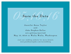 Astor save the date cards
