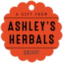 Apothecary Neat scallop hang tags