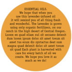 Apothecary Neat circle text labels