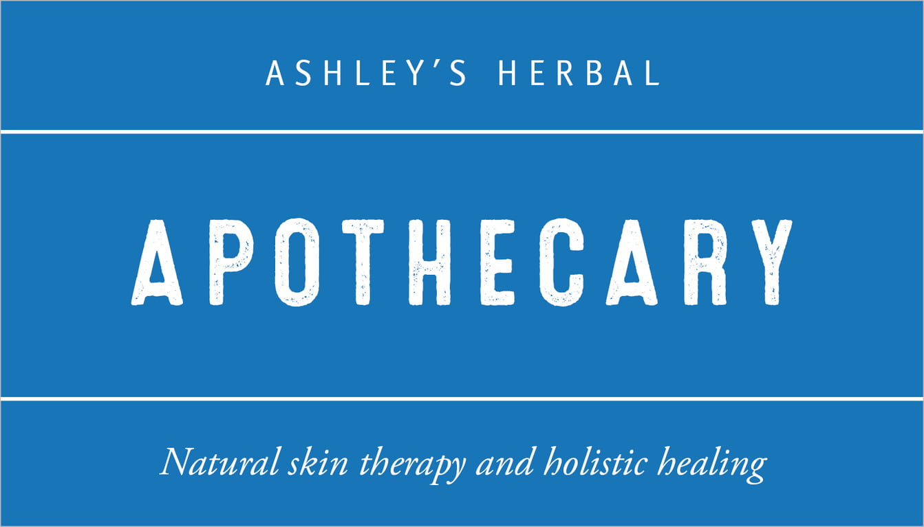 custom business cards - cobalt - apothecary neat (set of 25)