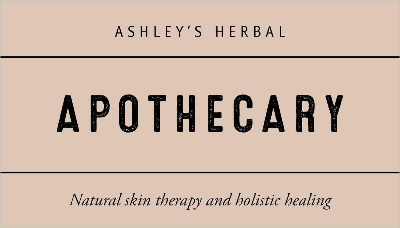 custom business cards - mocha - apothecary neat (set of 25)
