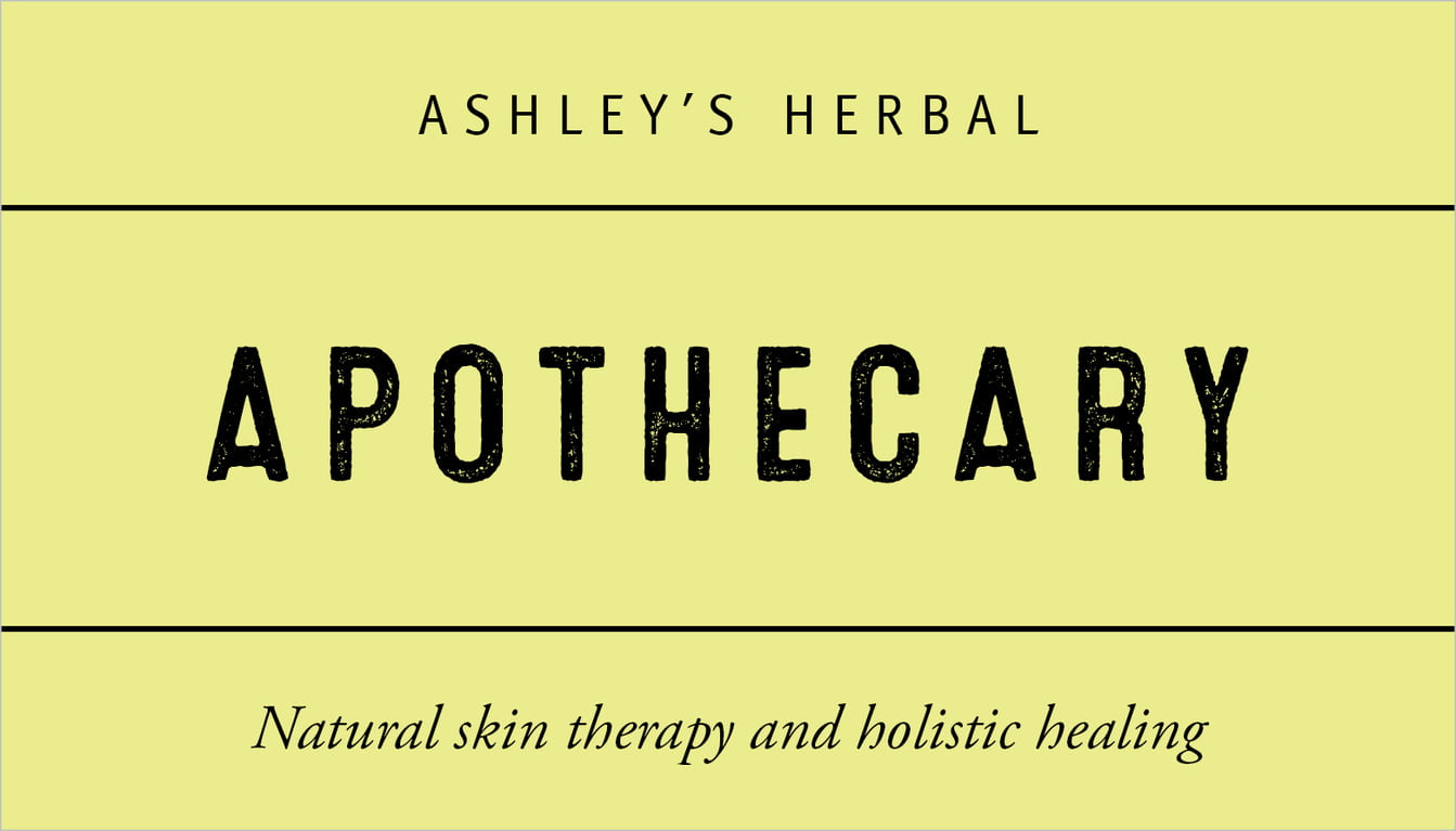 custom business cards - chartreuse - apothecary neat (set of 25)