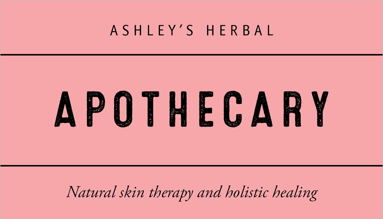 custom business cards - grapefruit - apothecary neat (set of 25)