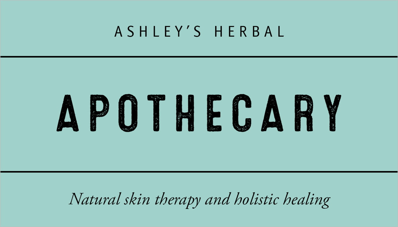 custom business cards - aruba - apothecary neat (set of 25)