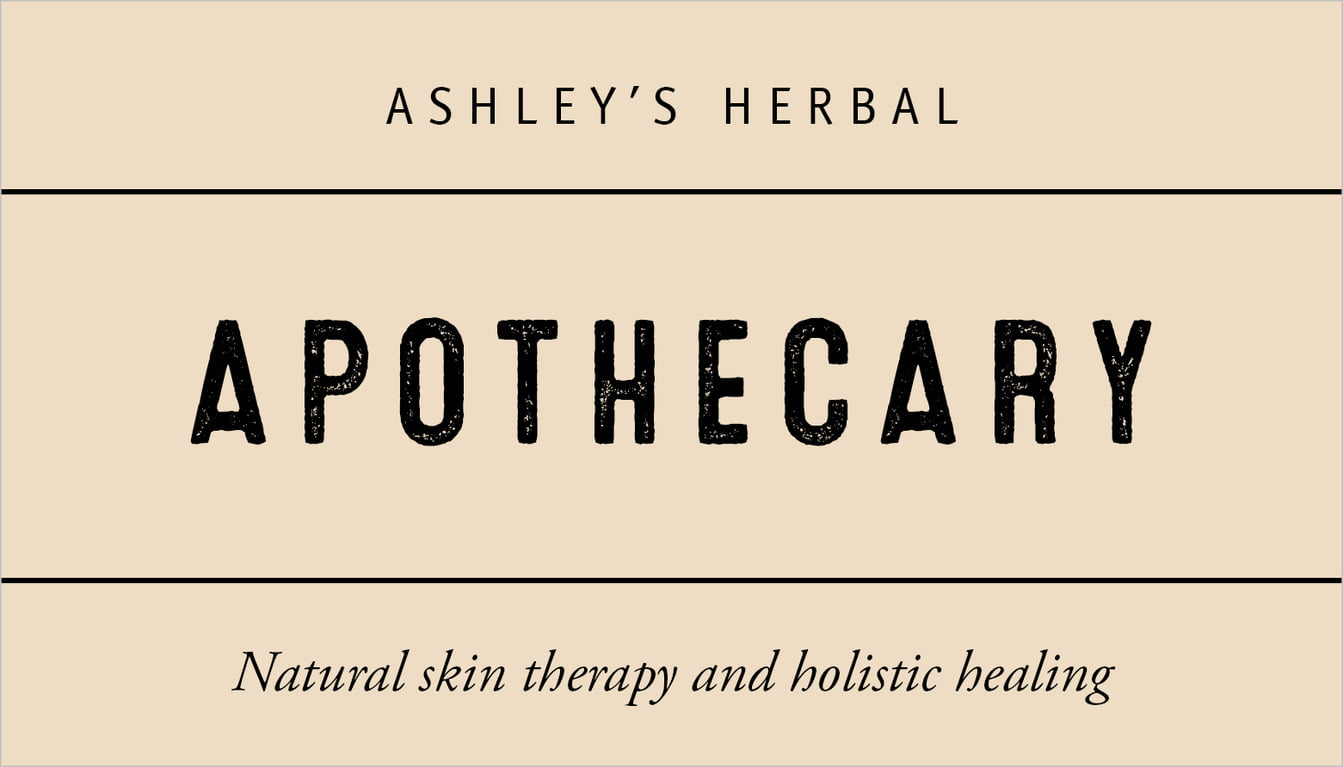 custom business cards - cappuccino - apothecary neat (set of 25)