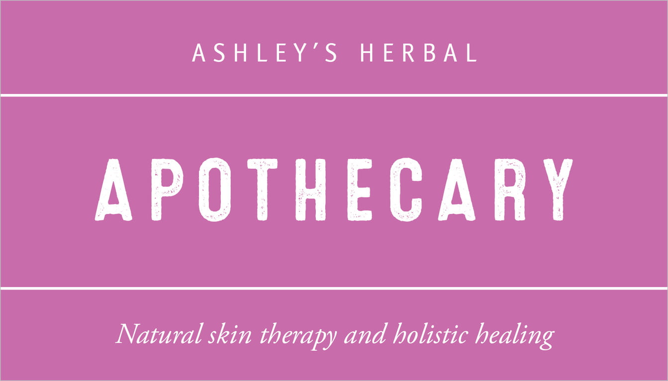 custom business cards - radiant orchid - apothecary neat (set of 25)