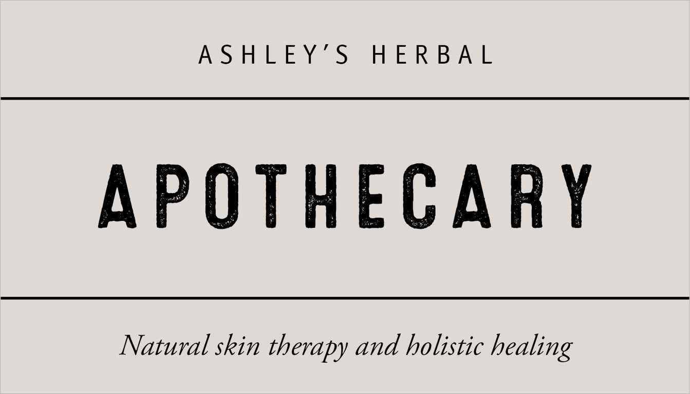 custom business cards - stone - apothecary neat (set of 25)
