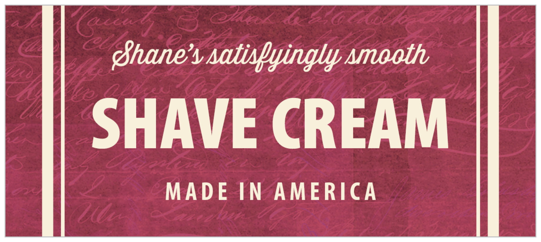 small rectangle food/craft labels - berry - american vintage (set of 24)