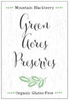 Aurelian Wreath tall rectangle labels