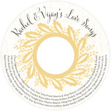 Aurelian Wreath anniversary CD/DVD labels