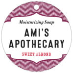 Apothecary Deluxe circle hang tags