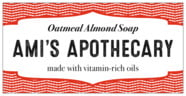 Apothecary Deluxe rectangle labels