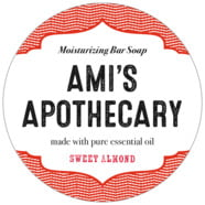 Apothecary Deluxe large circle labels