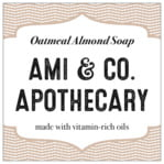 Apothecary Deluxe square labels
