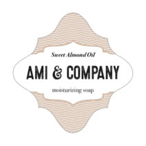 Apothecary Deluxe fancy diamond labels