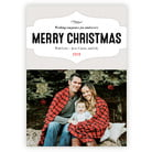 Apothecary Deluxe photo cards - vertical