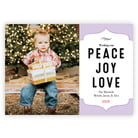 Apothecary Deluxe photo cards - horizontal