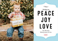 holiday cards - sky - apothecary deluxe (set of 10)