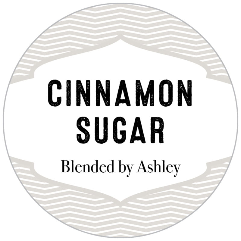 circle food/craft labels - stone - apothecary deluxe (set of 35)