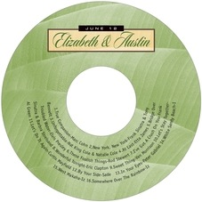 Bali cd labels