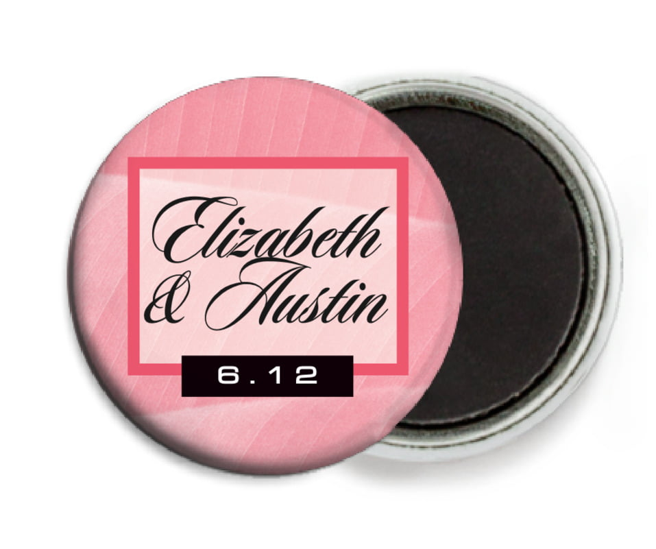 custom button magnets - grapefruit - bali (set of 6)