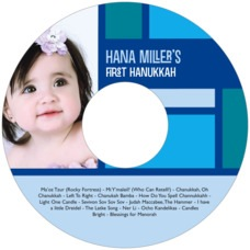 Boxicle Cd Label In Blue