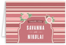Bella Banded thank you cards
