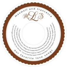 Bella cd labels