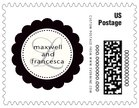 Bella small postage stamps