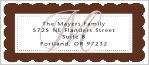 Bella designer address labels