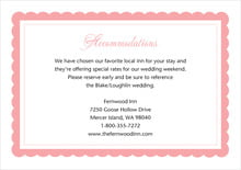custom enclosure cards - grapefruit - bella (set of 10)