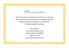 custom enclosure cards - sunburst - bella (set of 10)