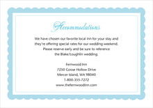 custom enclosure cards - sky - bella (set of 10)