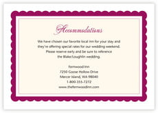 Bella enclosure cards