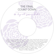 Bouquet cd labels