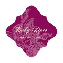 Briar Rose fancy diamond labels