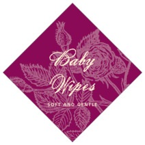 Briar Rose diamond labels