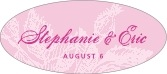 Briar Rose oval labels