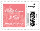 Briar Rose small postage stamps