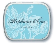 Briar Rose bar mitzvah mint tins