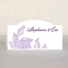 Briar Rose place cards