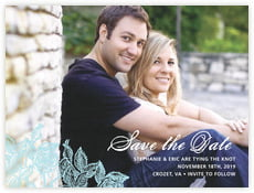 Briar Rose save the date cards