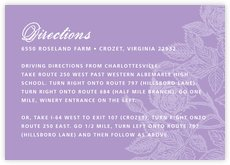 Briar Rose enclosure cards