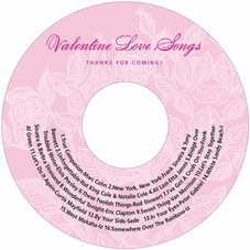Briar Rose cd labels