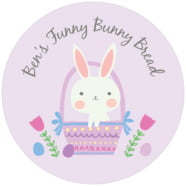 Bunny large circle labels