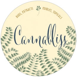 Bountiful Leaves round coasters